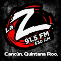 Logo of radio station La Z 91.5 FM