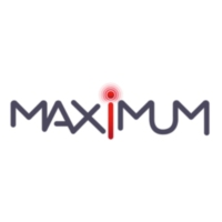 Logo of radio station Maximum