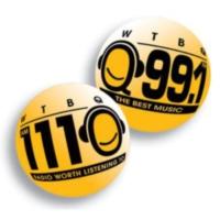 Logo de la radio WTBQ 1110