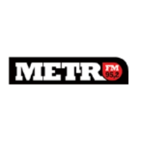 Logo of radio station Metro FM 95.2
