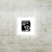 Logo of radio station Black Diamond