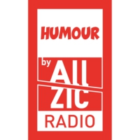 Logo of radio station Allzic Radio HUMOUR