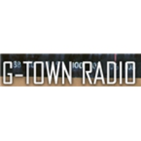 Logo of radio station G Town Radio