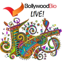 Logo of radio station BollywoodBio LIVE!