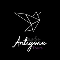 Logo of radio station Radio Antigone Tours