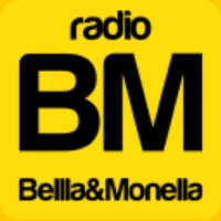 Logo of radio station Radio Bella e Monella
