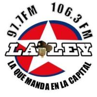 Logo of radio station WKDV La Ley 1460