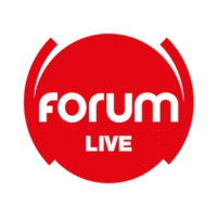 Logo of radio station FORUM LIVE