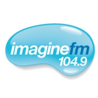 Logo of radio station Imagine FM
