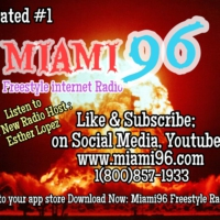 Logo de la radio Miami96 Freestyle Radio