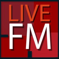 Logo of radio station Live FM Centre