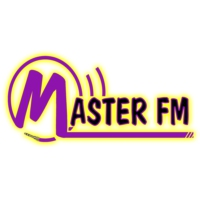 Logo of radio station Master FM