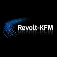 Logo of radio station Revolt-KFM