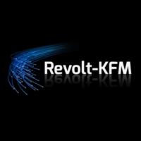 Logo de la radio Revolt-KFM