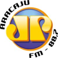 Logo de la radio Jovem Pan Aracaju