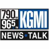 Logo of radio station 790 KGMI