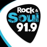 Logo of radio station Rock & Soul 91.9 FM