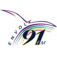 Logo of radio station CKXL