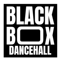 Logo of radio station BlackBox Dancehall