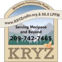 Logo of radio station KRYZ