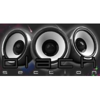 Logo de la radio Music base - DnB section