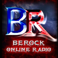 Logo of radio station BeRock Radio