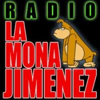 Logo de la radio La Mona Jimenez