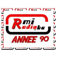 Logo of radio station RMIRADIO.BE ANNEE 90