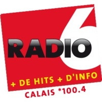 Logo of radio station Radio 6 - Calais