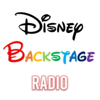 Logo of radio station Disney Backstage Radio
