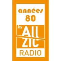 Logo of radio station Allzic Radio ANNEES 80