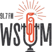 Logo of radio station WSUM Univ of Wisconsin 91.7 FM