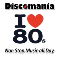 Logo of radio station Discomania