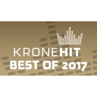 Logo de la radio KRONEHIT Best of 2017