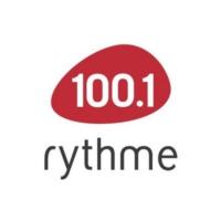 Logo of radio station Rythme FM 100.1