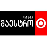 Logo of radio station რადიო მაესტრო FM 94.7