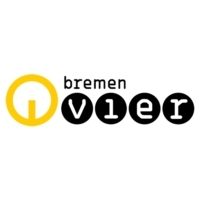 Logo of radio station Bremen Vier