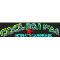 Logo of radio station Cool FM 90.1