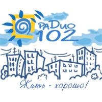 Logo de la radio Радио 102 - Radio 102