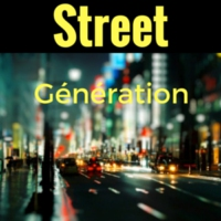 Logo of radio station STREET GENERATION