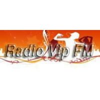 Logo of radio station VIP FM