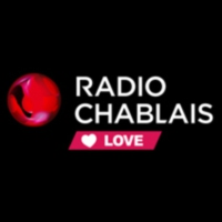 Logo of radio station Radio Chablais Love