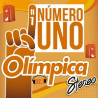 Logo of radio station Olímpica Stereo 92.1 FM