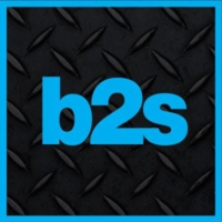 Logo of radio station b2s Radio