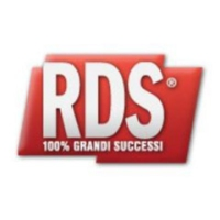 Logo of radio station RDS