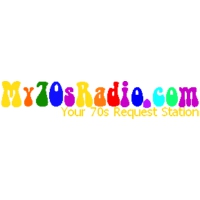 Logo of radio station My 70s Radio