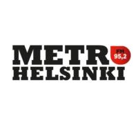 Logo of radio station Metro Helsinki