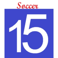 Logo of radio station Soccer 15