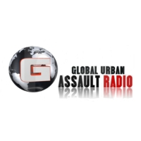 Logo of radio station Global Urban Assault Radio