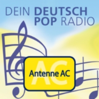 Logo of radio station Antenne AC - DeutschPop Radio